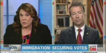 Rand Paul Says He'll Vote Against Immigration Bill Over Border Security