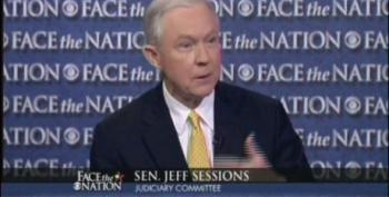 Jeff Sessions Dismisses Immigration Reform As 'Ethnic Politics'