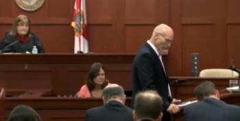Zimmerman Lawyer Opens Trayvon Murder Trial With 'Knock-Knock' Joke