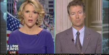 Rand Paul Attempts To Explain Remarks On Gay Marriage To Megyn Kelly