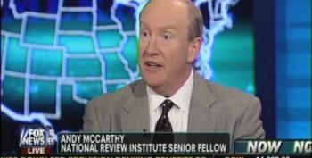 NRO's McCarthy Calls Liberals Race-Baiters