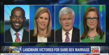 Van Jones Gives Serial Adulterer Newt Gingrich A Pass During 'Crossfire' Preview