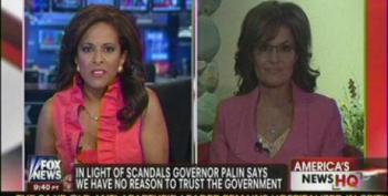 Can You Hear The Dog Whistle? Palin Attacks President Obama As 'Lackadaisical'