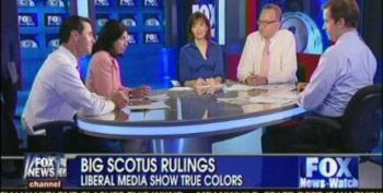 Fox News Watch Panel Dismisses Charges That SCOTUS 'Gutted' Voting Rights Act