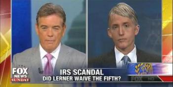 Rep. Trey Gowdy Jokes About Torturing IRS Officials Like Jack Bauer On '24'