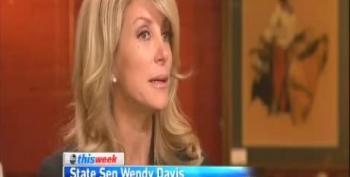 Wendy Davis: Rick Perry Putting Women's Safety At Risk For Political Purposes
