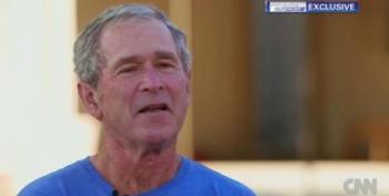 Bush Says 'Civil Liberties Were Guaranteed' Under His NSA Internet Surveillance