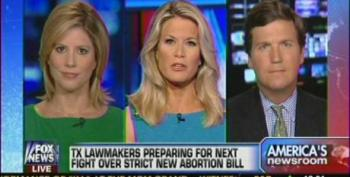 Fox's MacCallum Scoffs At The Drastic Scope Of Texas Anti-Choice Bill