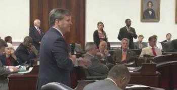 NC Lawmaker On Adding Abortion Ban To Anti-Sharia Bill: Republicans Are Scarier Than Muslims