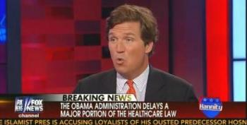 Tucker Carlson: The Black Market Is A 'Far More Efficient System' For Health Care