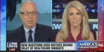Monica Crowley: Republicans Put Forth 'Market Based Solutions' For Health Care