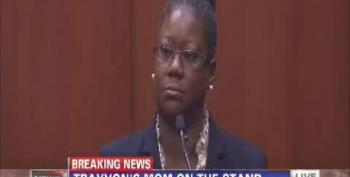 Zimmerman Lawyer Urges Trayvon's Mom To Admit Her Son 'Caused His Own Death'