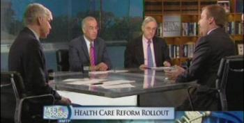 Brooks Excuses GOP Obstruction By Calling ACA 'Rube Goldberg Device'