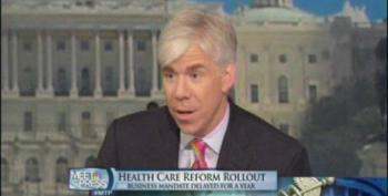 David Gregory Falsely Claims All American Workers Will See Medicare Tax Increase