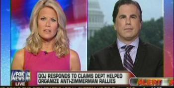 Judicial Watch Accuses DOJ Of Giving Support To Zimmerman Rallies