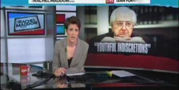 Maddow Reminds Views Of Henry Hyde's Hypocrisy On 'Youthful Indiscretion'