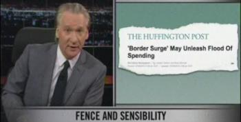 Maher: Only Plan Republicans Have For Immigration 'Reform' Is Military Style Surge