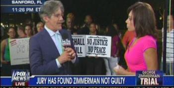 Fox Blames President Obama For Zimmerman Verdict