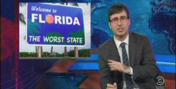 John Oliver Officially Names Florida The Worst State Following Zimmerman Verdict
