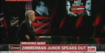 Zimmerman Juror Claims It Made No Difference If Martin Reached For Gun