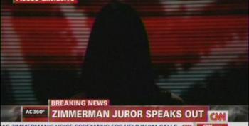 Juror B37 Says She'd Be Fine With Zimmerman As Her Neighborhood Watch