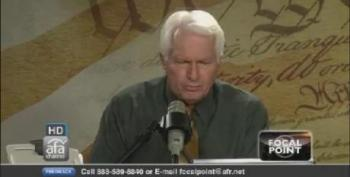 Bryan Fischer: Americans Have A 'Patriotic Duty To Worship God'