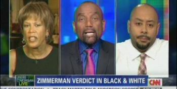 Jesse Lee Peterson Accuses Martin Defenders Of Being 'Race Hustlers'