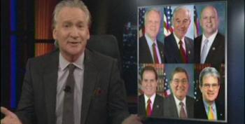 Maher Bemoans The Resurgence Of The Smart Stupid Person
