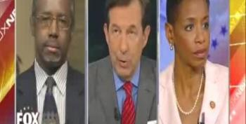 Donna Edwards Schools Ben Carson For Ignoring 'Systemic Problems' About Race