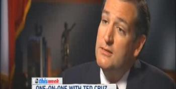 Ted Cruz: A Path To Citizenship Is 'Profoundly Unfair'