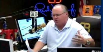 Limbaugh On White Guilt: 'It's Preposterous That Caucasians Are Blamed For Slavery'