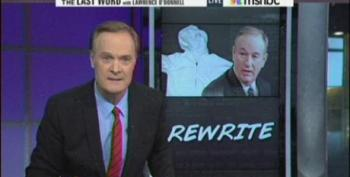 Lawrence O'Donnell Slams O'Reilly For Continuing To Blame Hoodie For Martin Shooting