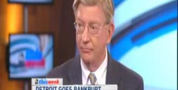 George Will Links Detroit Bankruptcy To 'Cultural' Problems And 'Unmarried Mothers'