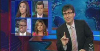John Oliver Takes Fox To The Woodshed For Attacks On Minimum Wage Workers