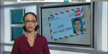Melissa Harris-Perry: Dear Paul Ryan, Hear From Someone In Poverty