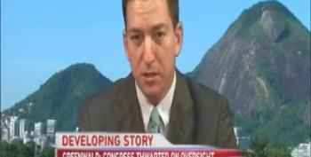 Greenwald: Congress 'Forced To Learn About What The NSA Is Doing' From Newspapers