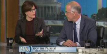 David Brooks Compares Bloggers To 12 Year Old In Junior High