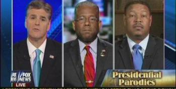 Hannity Defends Racist Rodeo Clown At MO State Fair