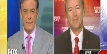 Rand Paul: GOP Has 'Room For People Who Believe In Bigger Govt.'