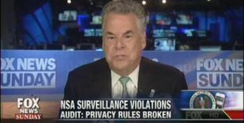 Peter King Attacks Rand Paul For 'Grab Bag Of Distortion' On NSA