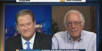 Bernie Sanders Weighs In On King's Legacy And The Erosion Of The Middle Class