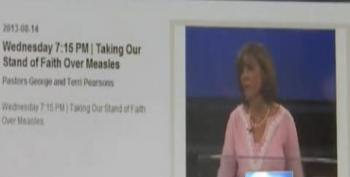 Vaccine-Fearing Texas Megachurch Urges Flock To Immunize After Measles Outbreak