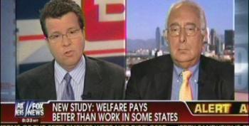 Fox Panel Bemoans Welfare Benefits Being Higher Than Minimum Wage In Some States