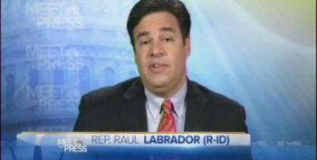 Rep. Labrador Chastises Civil Rights Leaders For Being Too Negative