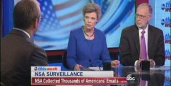 Cokie Roberts Uses NSA Story To Push 'Distrust In Big Government' Meme
