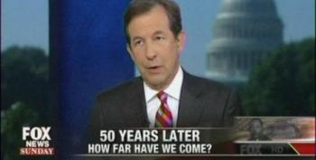 Chris Wallace Asks When Government Will Put An End To Affirmative Action