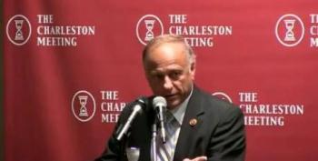 Steve King: Unemployed People Are Like Kids Trying To Eat Without Doing Chores