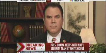 Rep. Alan Grayson On Syria: U.S. Cannot Be The Policeman For The World