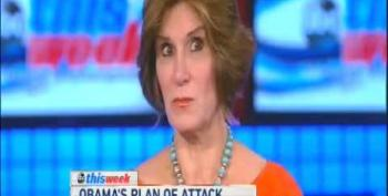 Former Cheney Aide Mary Matalin Demands Syria 'Exit Strategy' From Obama