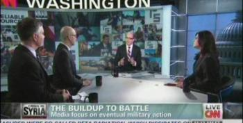 Reliable Sources Panel On The Media's Buildup To War